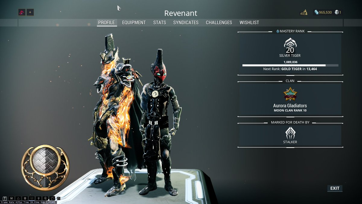 Revenant On Twitter Game Set Match I Am Now In Warframe As The Ultimate Immersion Fashionframe While revenant was somewhat nerfed in the latest update, he's still a nuke warframe that will clear rooms and we bring you a build. ultimate immersion fashionframe