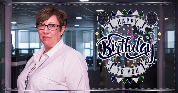 Happy Birthday Liz, from all of Exclusive Links Team.  Enjoy your Birthday!