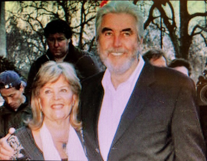 Happy birthday to Pauline Collins( here with husband John Alderton)