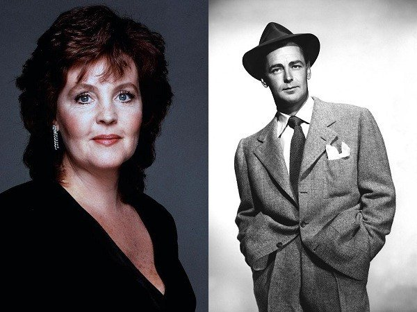 September 3: Happy Birthday Pauline Collins and Alan Ladd