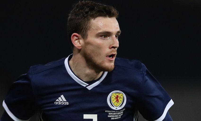 """สก็อตแลนด์ตั้ง""""โรเบิร์ตสัน""""ผู้นำทีมชาติคนใหม่"""