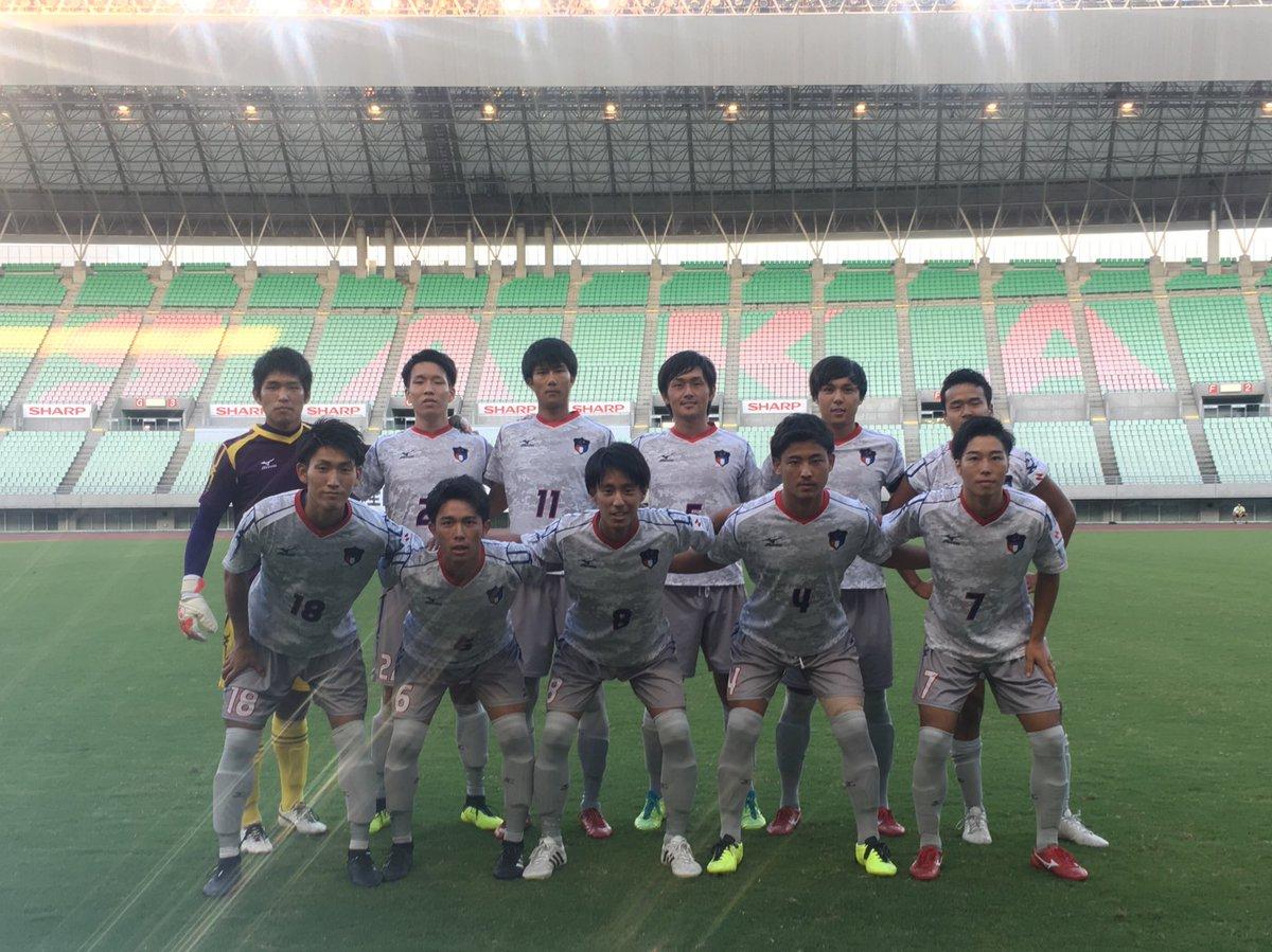 中京大学体育会サッカー部 on Tw...