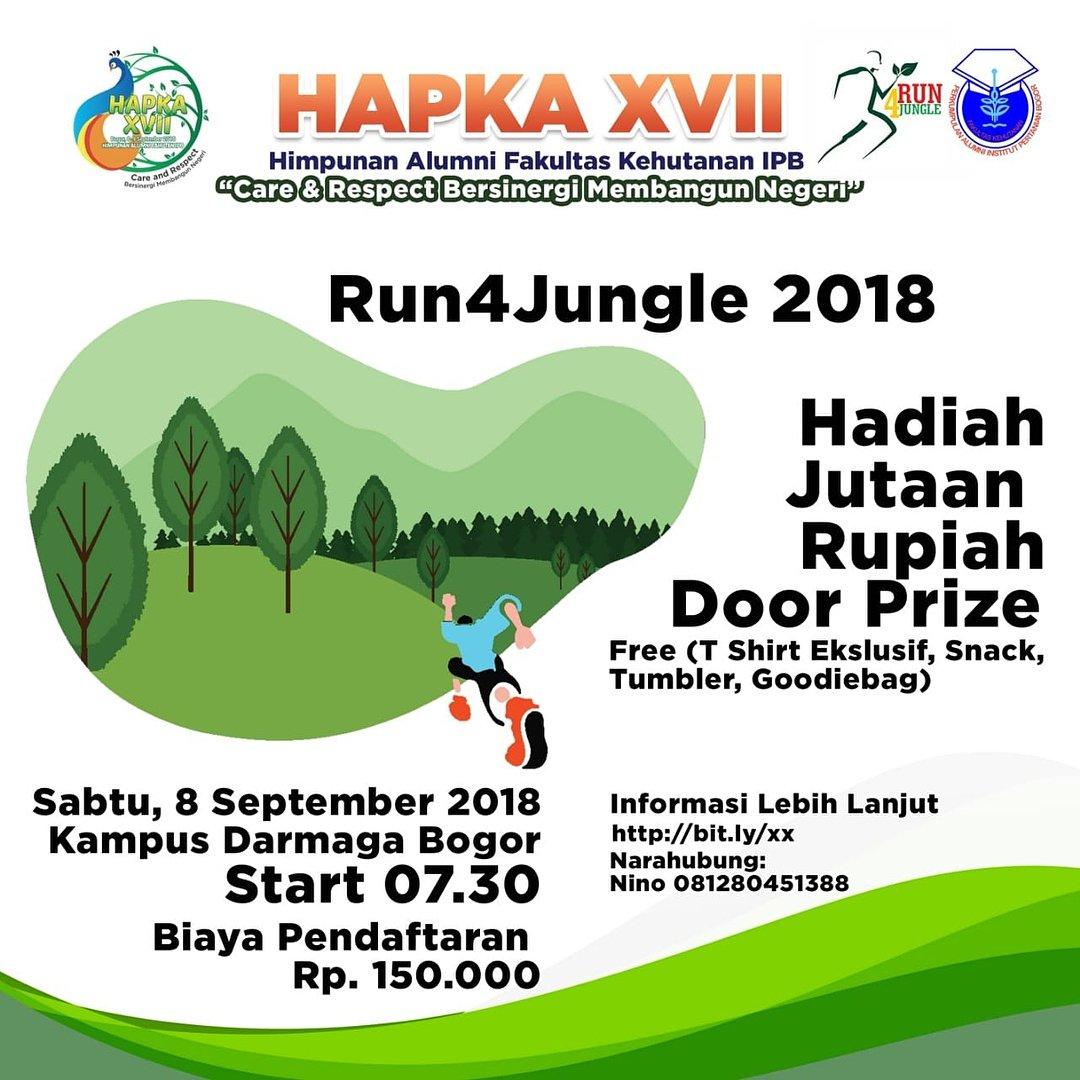 Run 4 Jungle • 2018