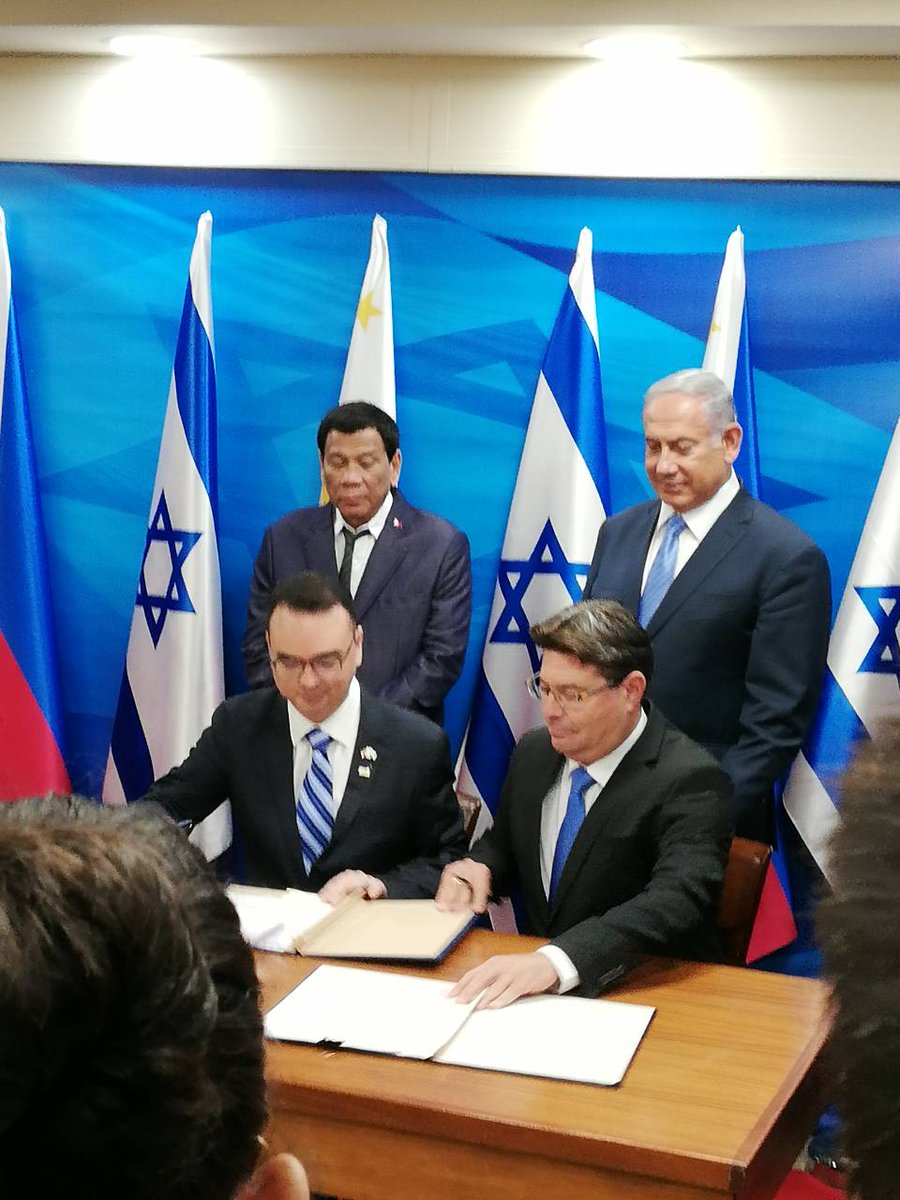 رئيس الفلبين: أوعزت للجيش بشراء السلاح من إسرائيل DmKT_iUU4AAEFQz