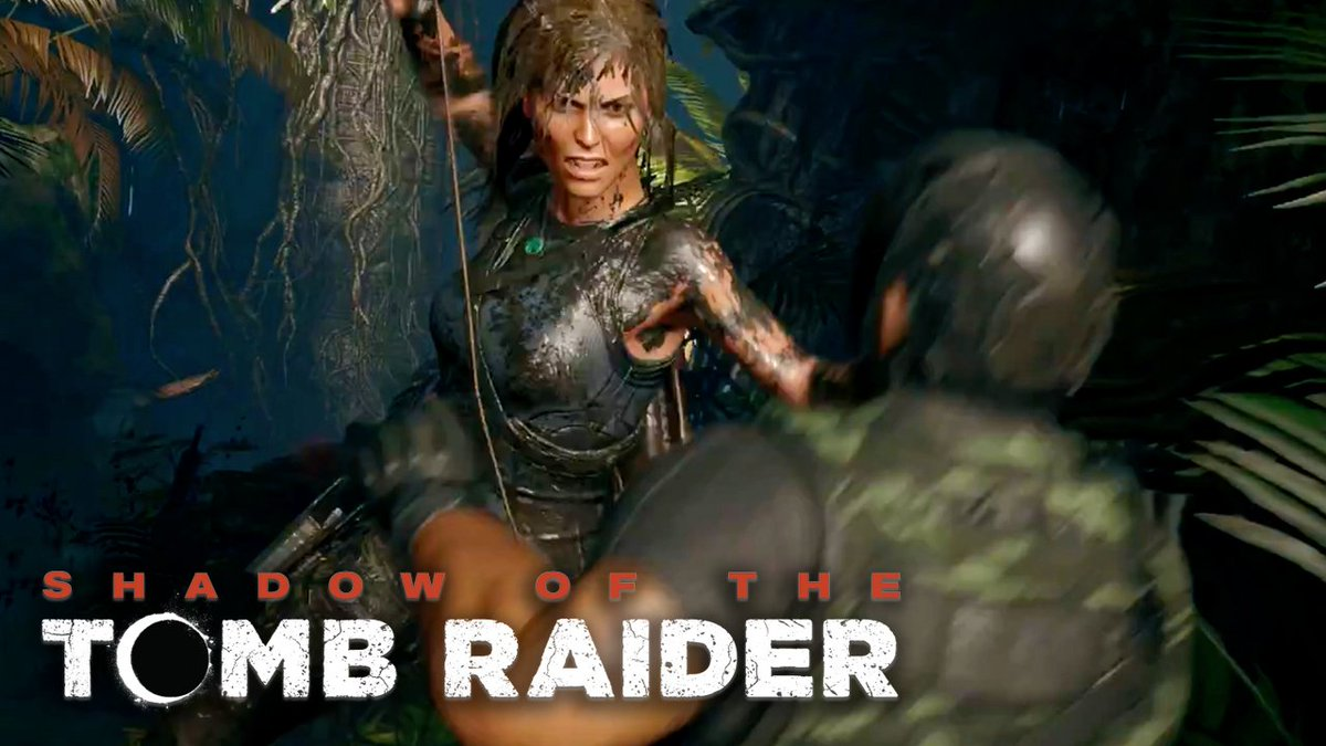 Shadow Tomb Raider Lara Shadow Tomb Raider Gameplay Lara