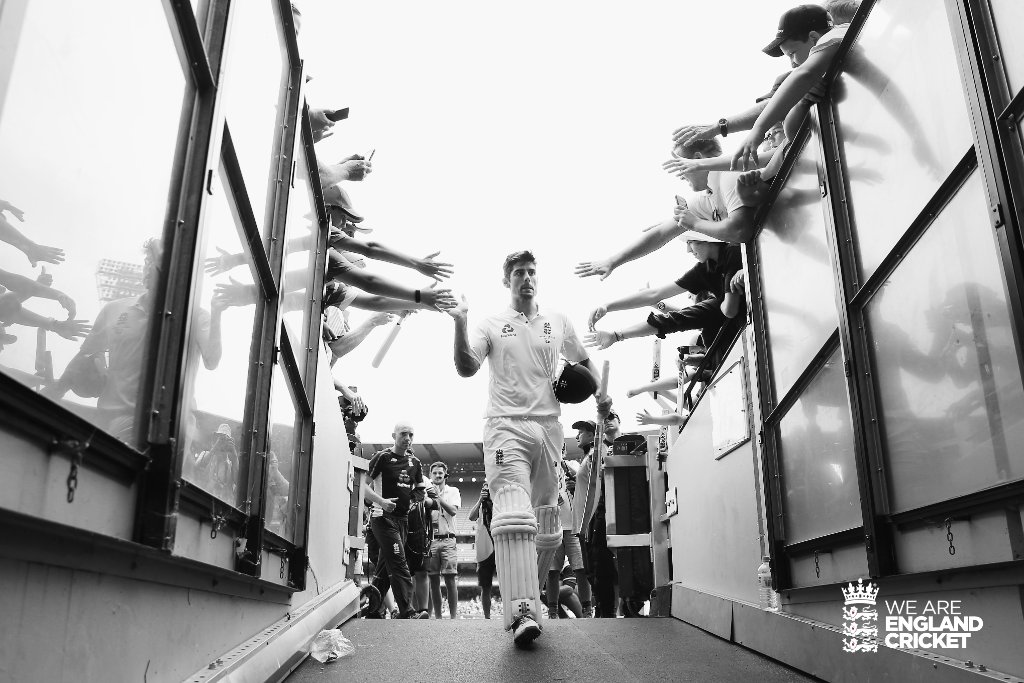 "Alastair Cook to retire from international cricket, ""There is nothing left in the tank"""
