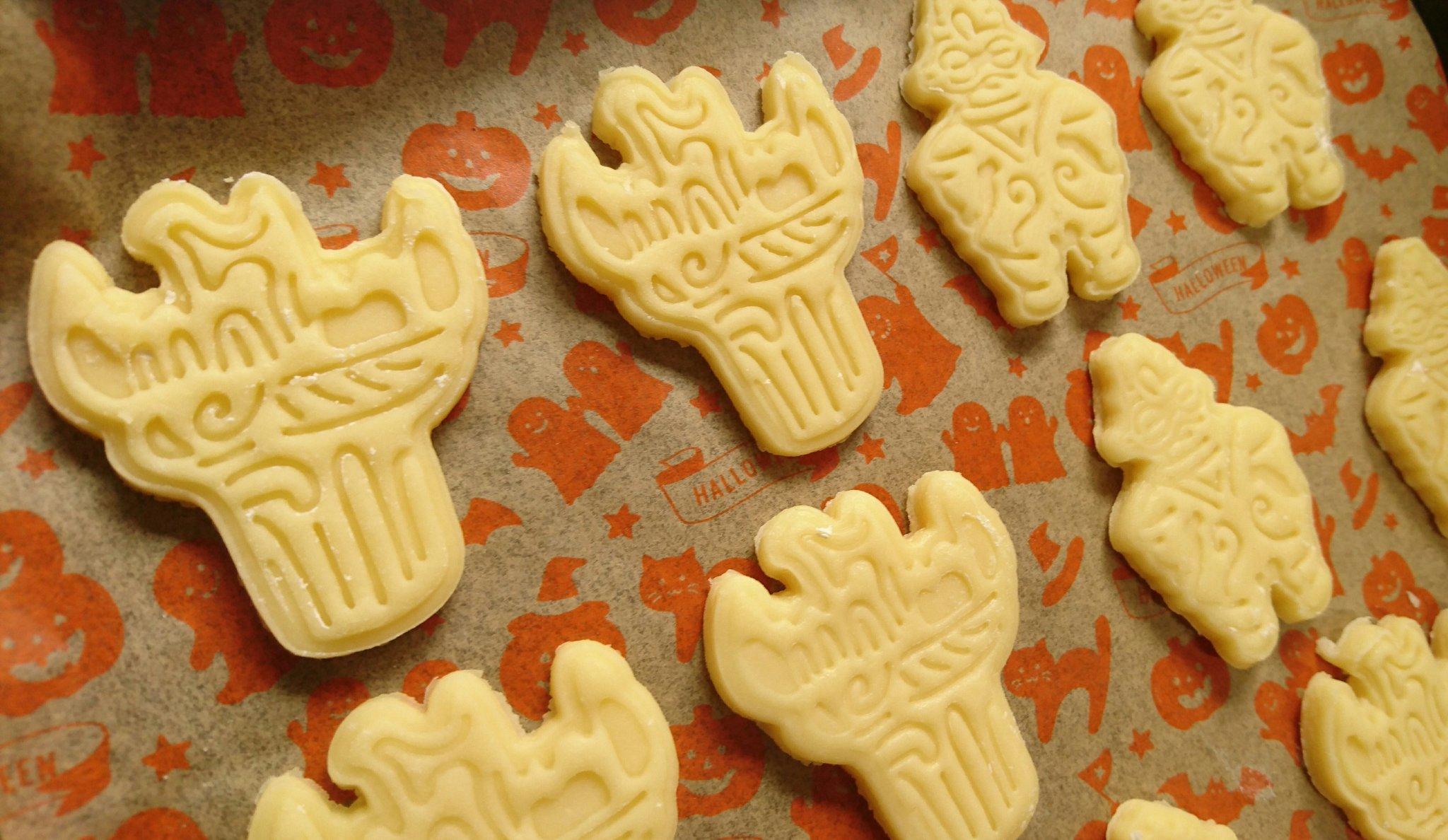 クッキー型で縄文土器クッキー?? どこに売っているんだ?こんなクッキーの型ww