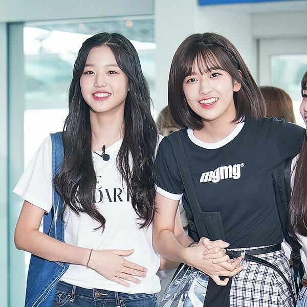 """lu ♡ semi-ia 📚 on Twitter: """"- yujin x wonyoung their ship name ..."""