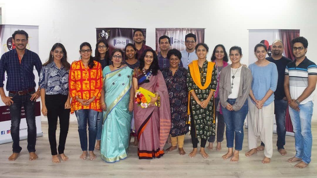 Manorang On Twitter An Informative Session On The Role Costumes Play In Theatre With Award Winning Costume Designer Mrs Meghana Ravi Jadhav On 2nd September Https T Co 2vibl1hlvn