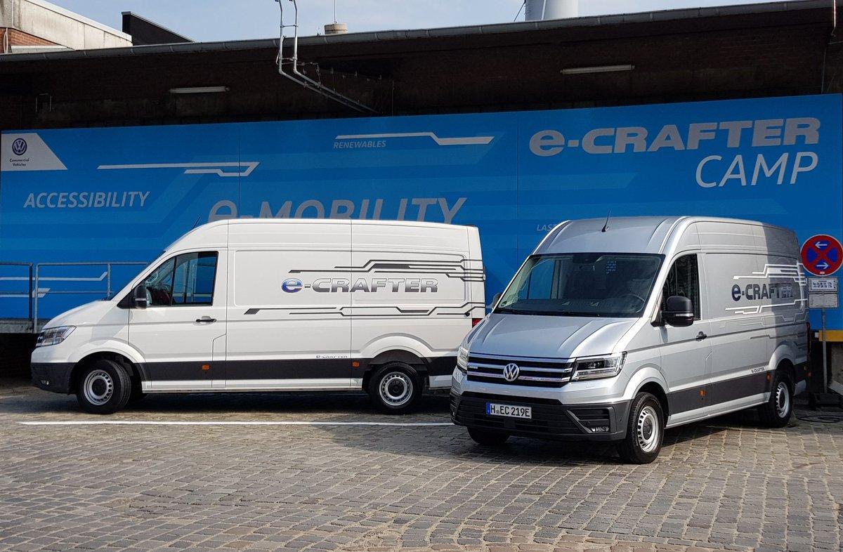 Zerauto Nl On Twitter De Vraag Naar Elektrische Bestelwagens Voor