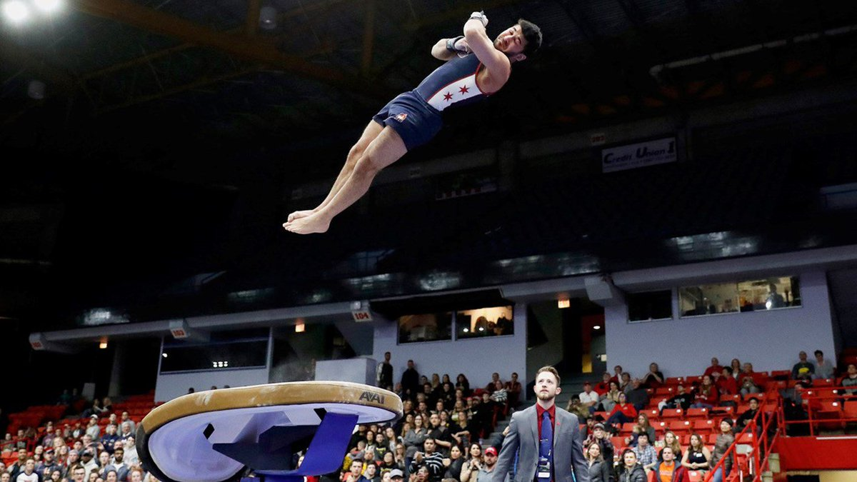 @JoomlaDeveloper  Why is UIC program being cut when Jooma from UIC Men's Flames team competed in Asian Games after competing in NCAA National Championships earlier this year? #SaveUICgym<br>http://pic.twitter.com/qxozGrduXG