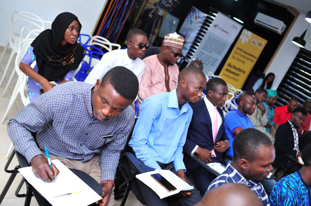 Participants of this year's @MTNFoundationNG's Youth empowerment and employability workshop have been exposed to some of the knowledge and skills needed to succeed in today's digital landscape #MTNFScholarships2018 https://t.co/IDzk1N6CwC