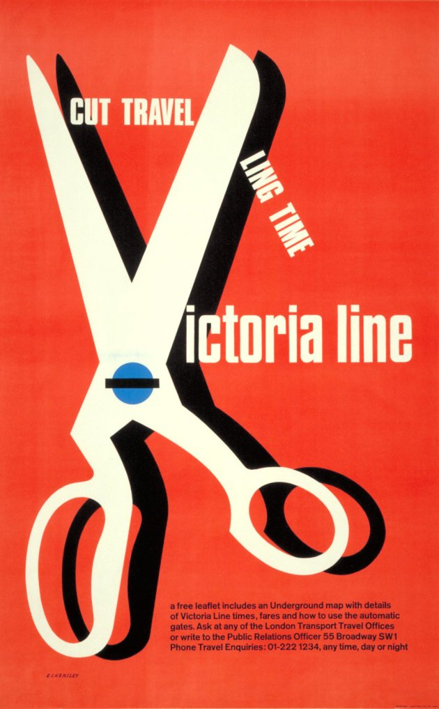DmLEgsXXcAASqYZ - The Victoria Line's really big 50th birthday!