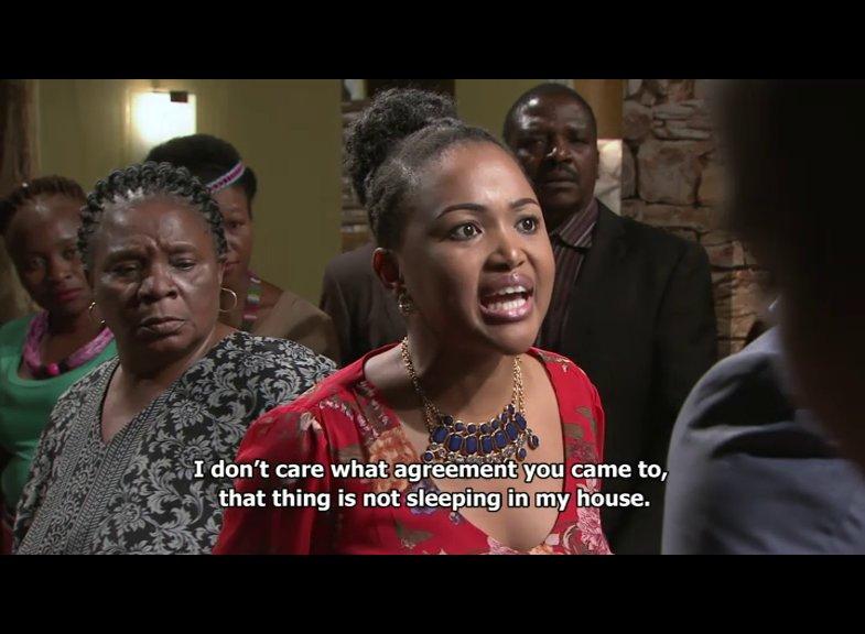 Sabc2 On Twitter On Muvhangosa Tonight Teboho Loses It When