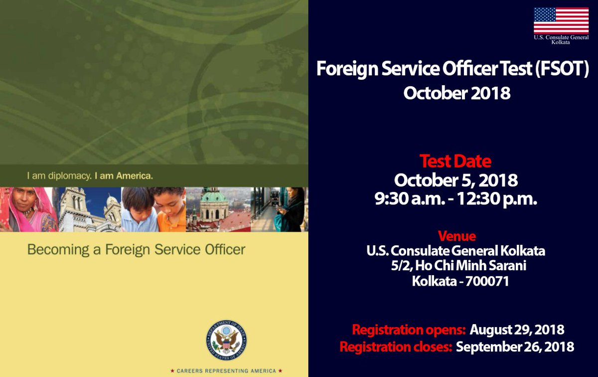Dating foreign service officer