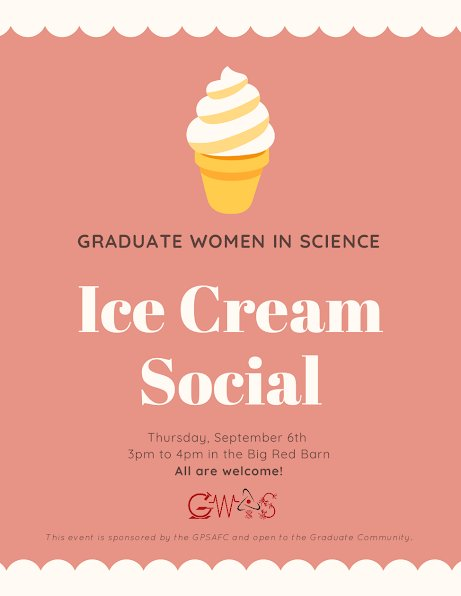Gwis Cornell On Twitter Come Eat Some Ice Cream And Get To Know