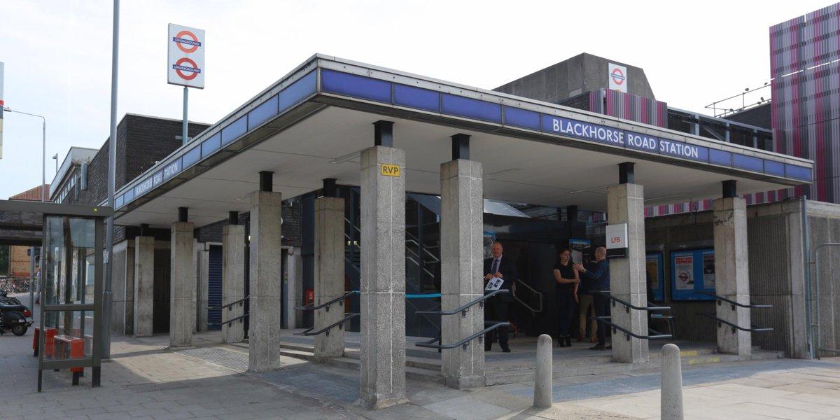 DmLSij2W0AA ggn - The Victoria Line's really big 50th birthday! #3