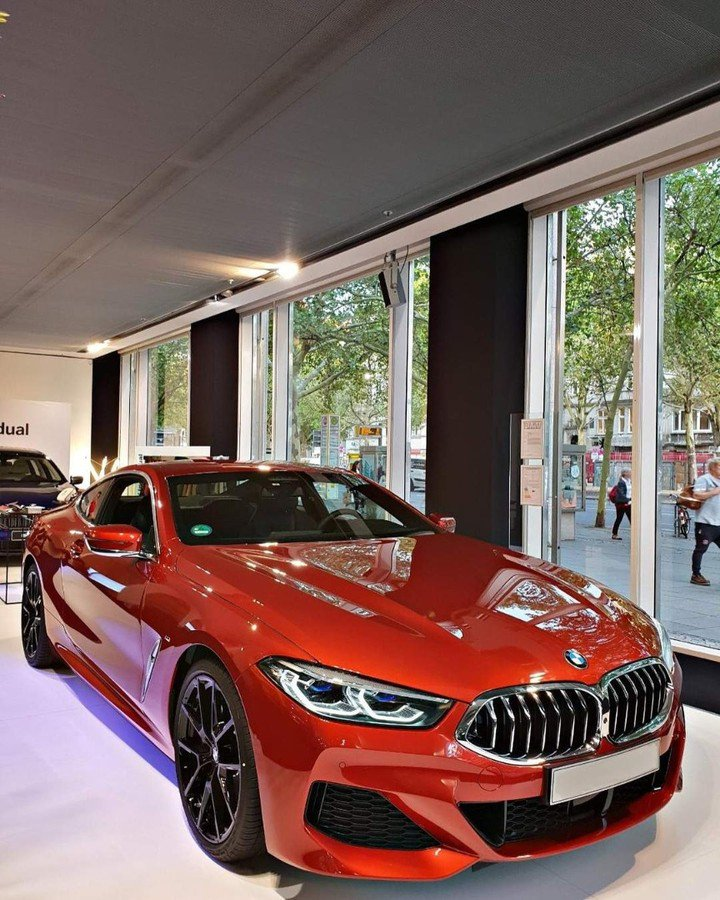 Germancarforum On Twitter New Bmw 8 Series G14 More Showroom