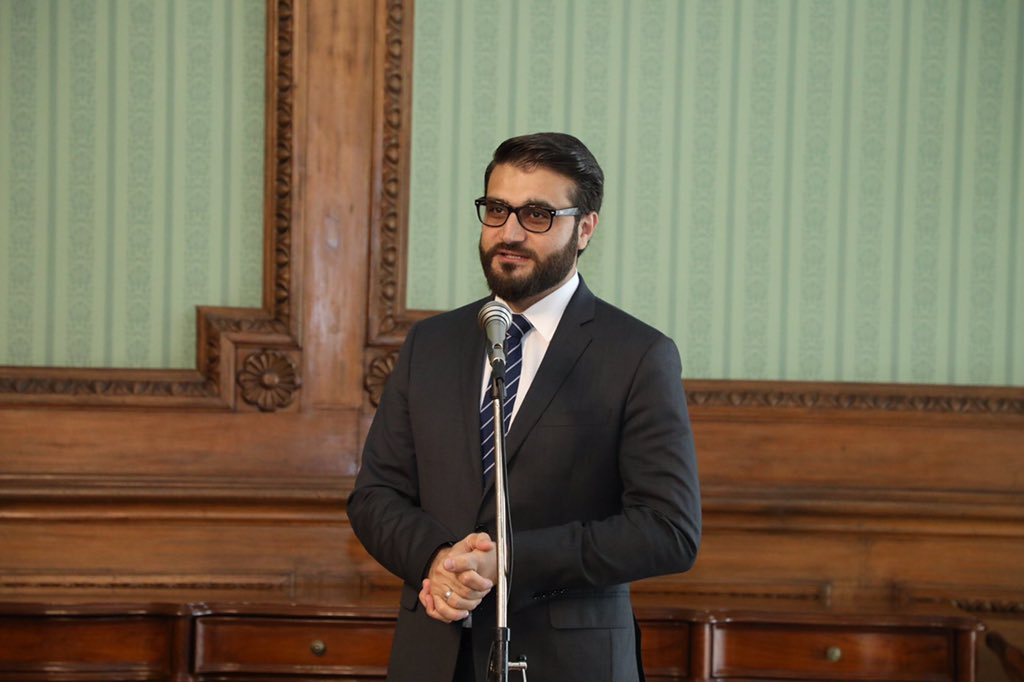 #AFG NSA @hmohib thanked d ambassadors for their unrelenting support and assistance n said Afghanistan despite all its problems was fortunate for having trusted allies in d region and d world that have ministered to Afghans in difficult times.