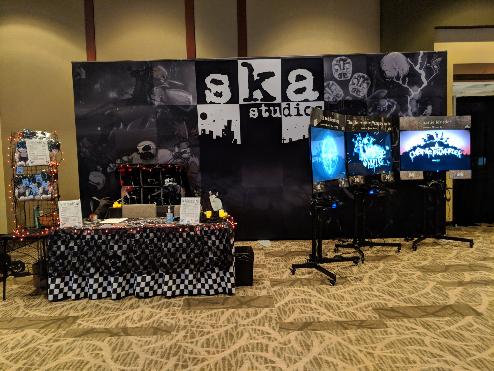 Ska Studios On Twitter Last Day Of Paxwest Come Find Is On The