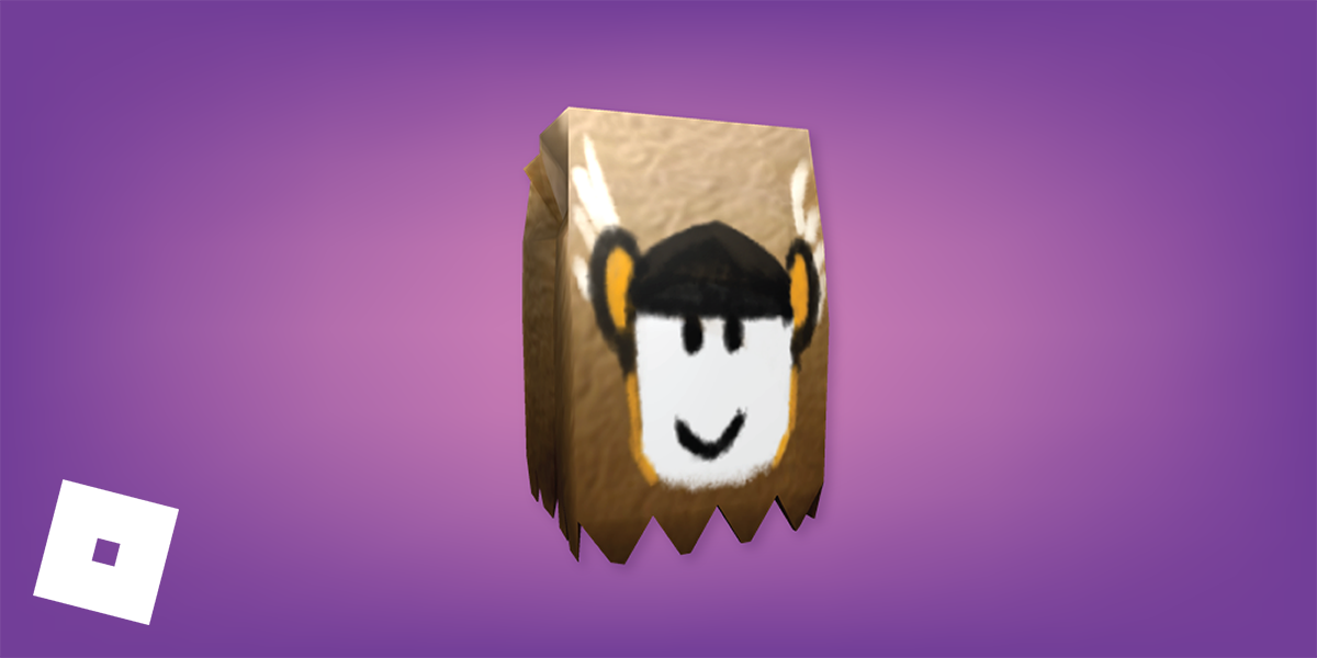 Roblox On Twitter Everyone Can Afford A Paper Bag And Some