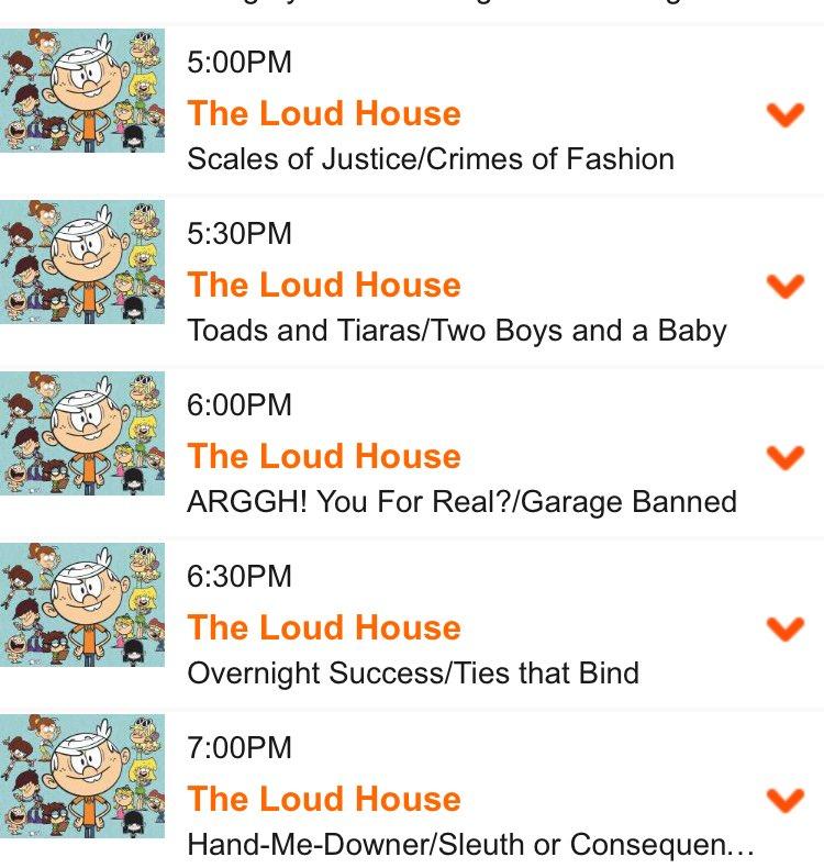 loud house crimes of fashion