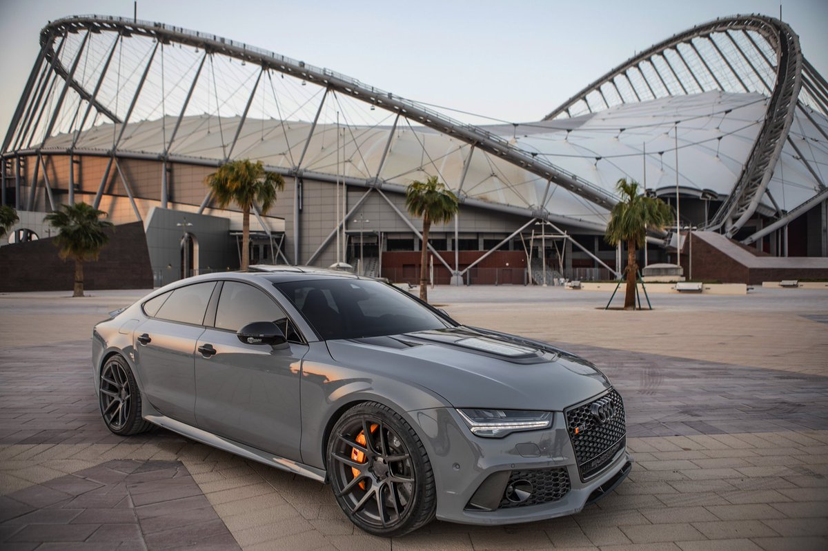 Auditography On Twitter The Insane 1of1 Rs7 Performance At Audi