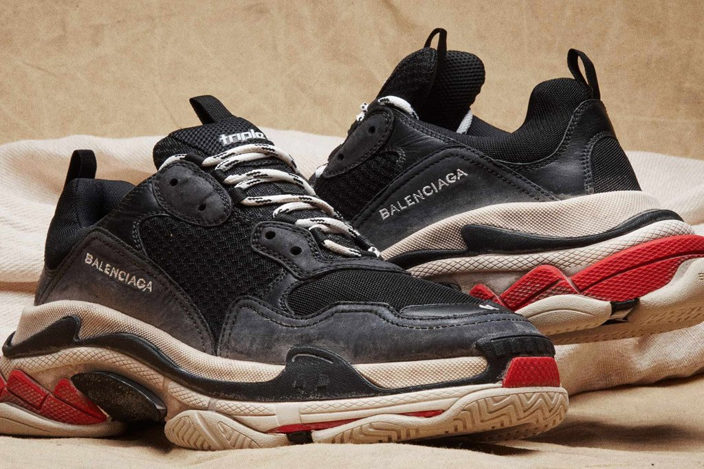 Balenciaga Triple S Cheap Nz Wholesale Balenciaga Nz