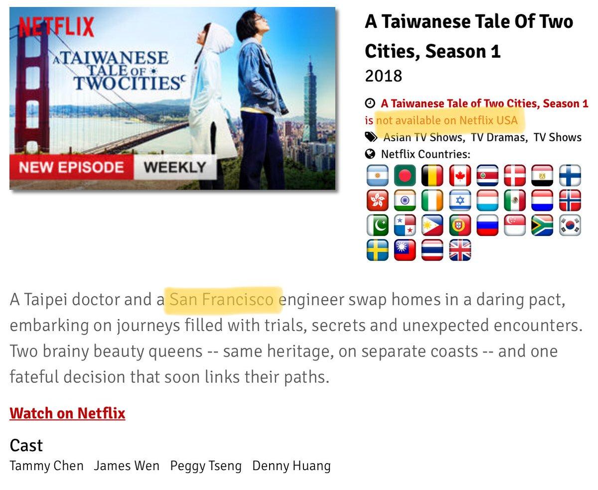 Netflix Taiwanese Drama