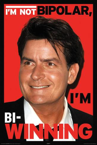 Happy 53rd Birthday Charlie Sheen.   Proving 53 is the new 90.