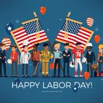 All of the hard work that you put in does not go unnoticed! Happy #LaborDay to all of the hardworking men and women that make up our amazing workforce 🇺🇸