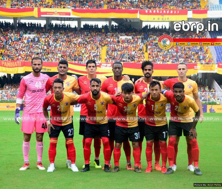 DmMTB1jVAAA Efz?format=jpg&name=900x900 - East Bengal All Set To Take On Mighty ISL Franchise In Pre-Season