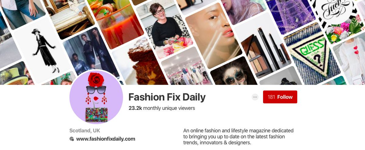 Get inspired with more ideas than you can shake a pin at. #FFD https://www.pinterest.co.uk/fashionfixdaily/…