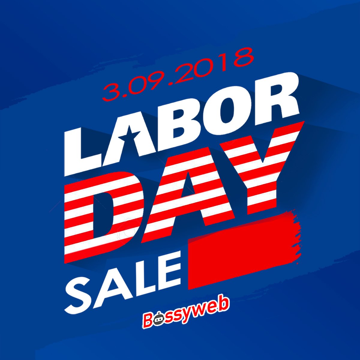 Bossyweb On Twitter 20 Free Labor Day Flyer Invitation Templates