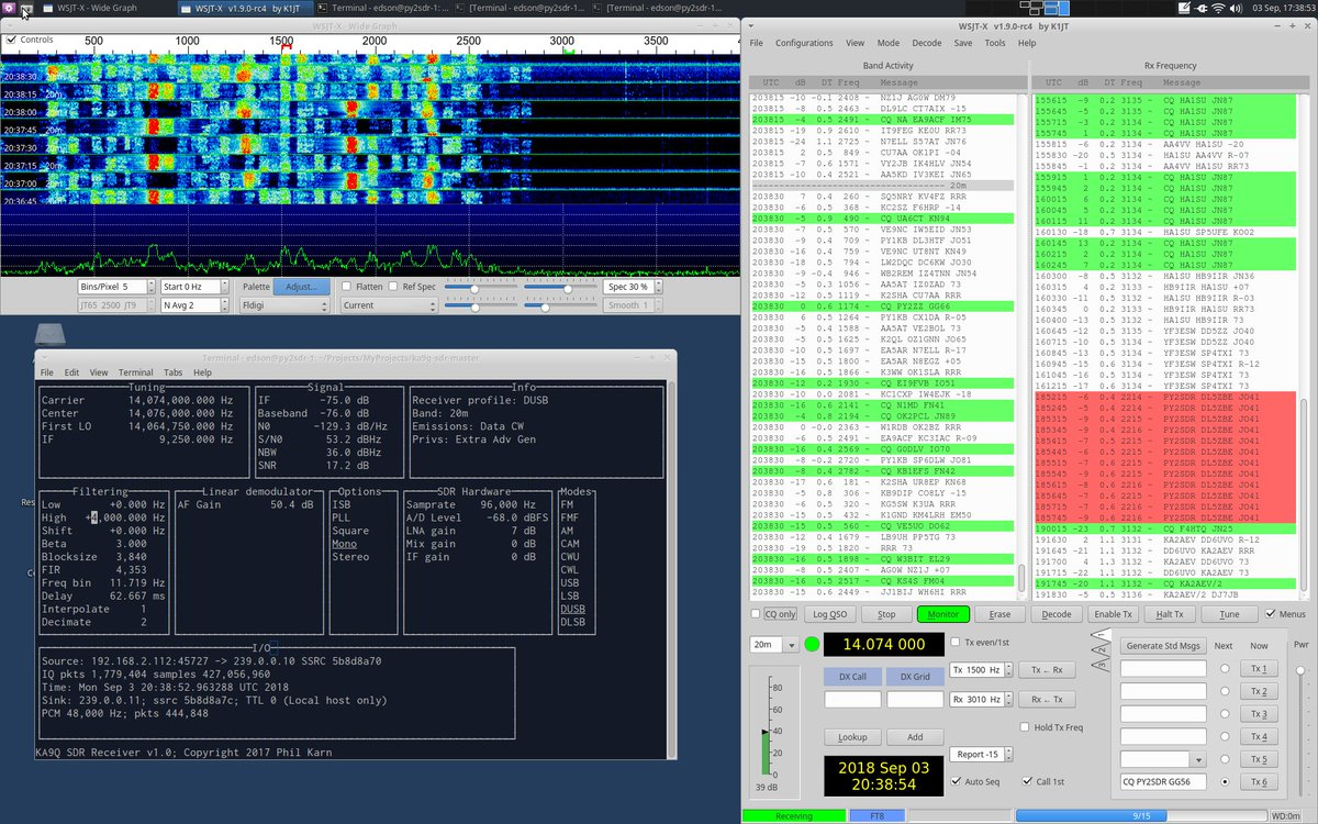 PY2SDR on Twitter: