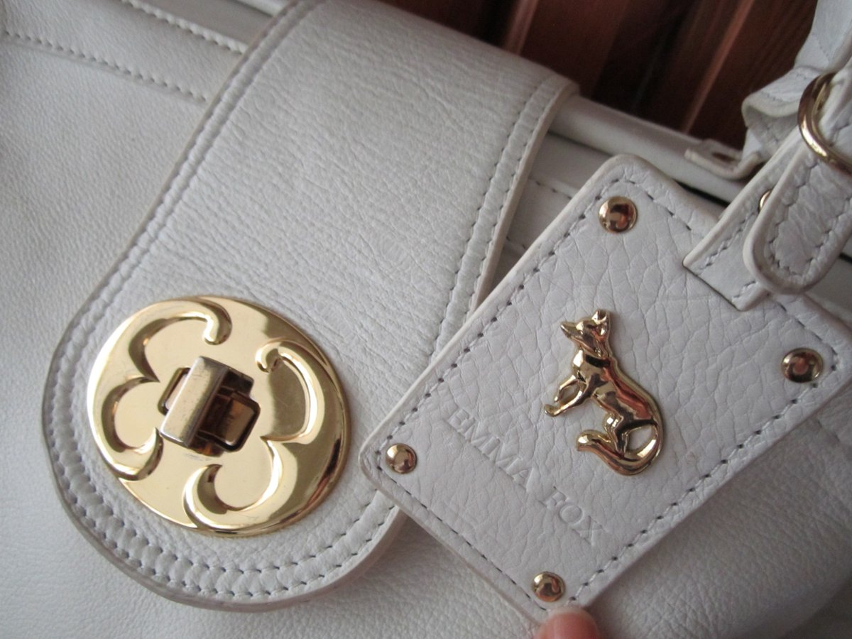 White Leather Doctor S Bag
