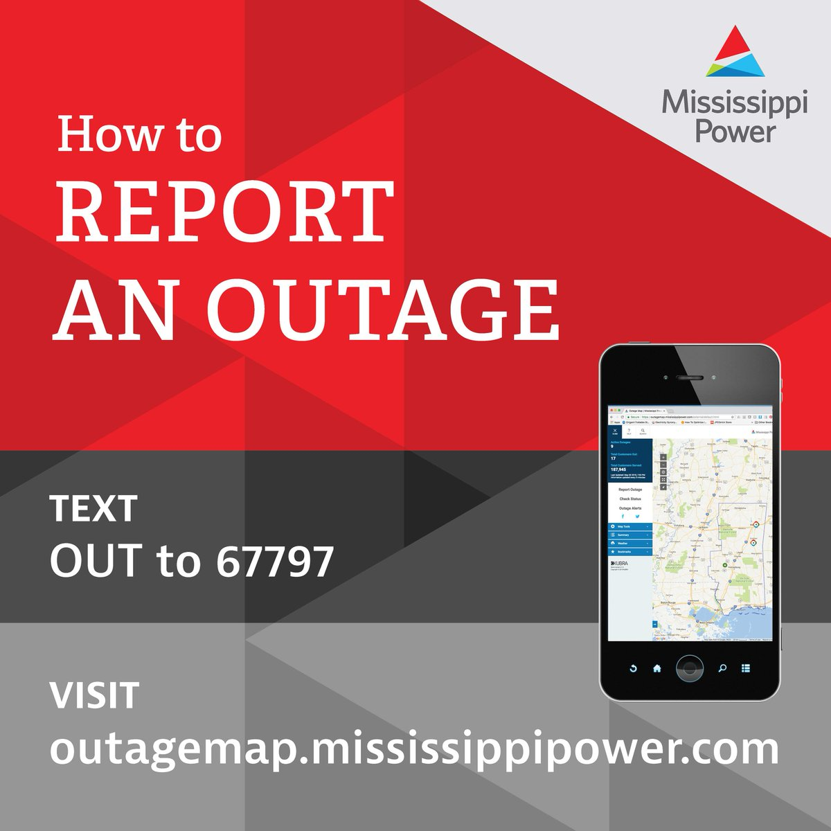 Mississippi Power On Twitter Prepare Now Bookmark Our Mobile