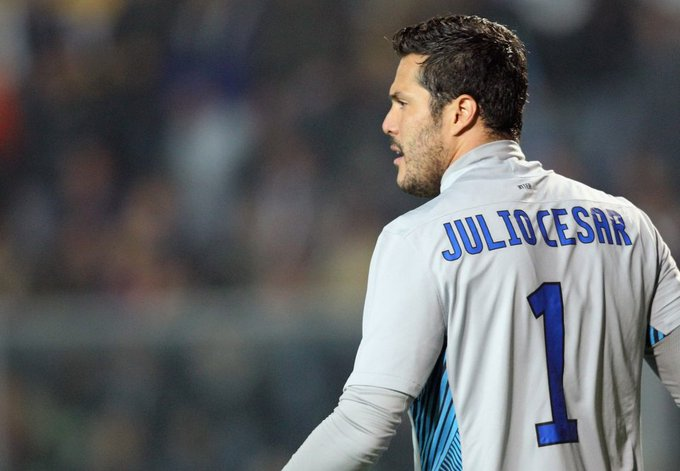 Inter Wish Julio Cesar A Happy Birthday