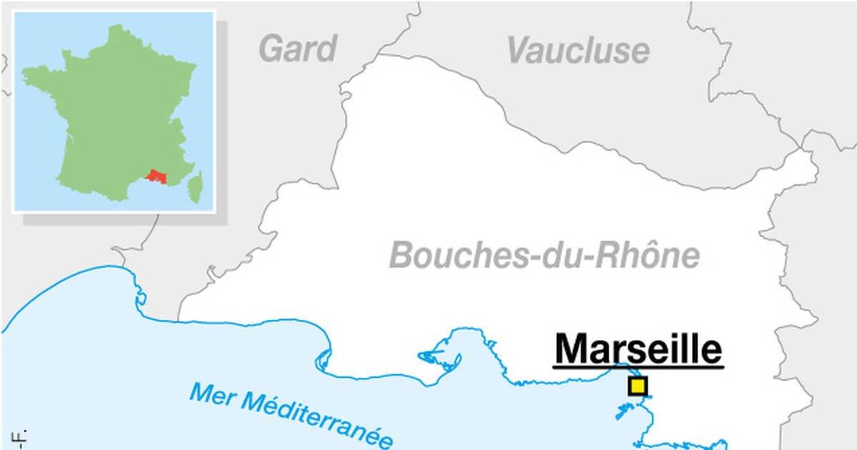the latest 56dce 95f7d Un homme tué dune balle dans la tête dans une épicerie de Marseille https