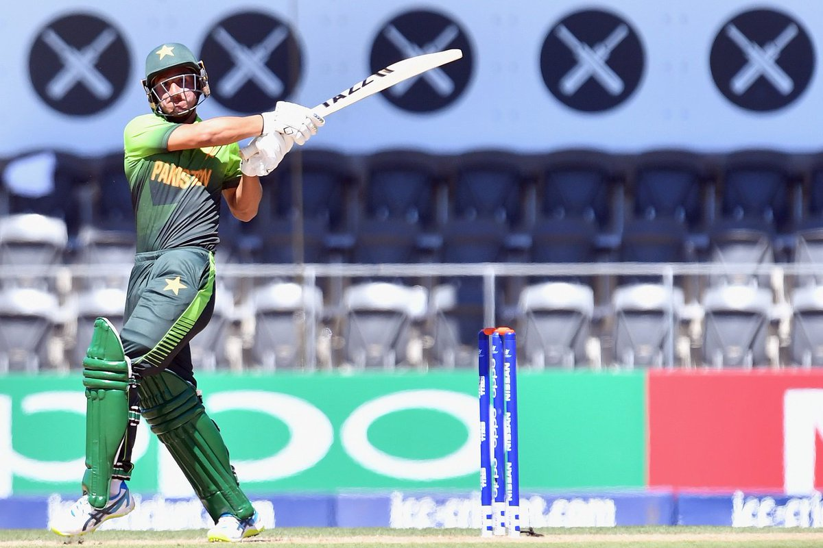 Rohail Nazir appointed captain for Pakistan U-19 tour of Sri Lanka