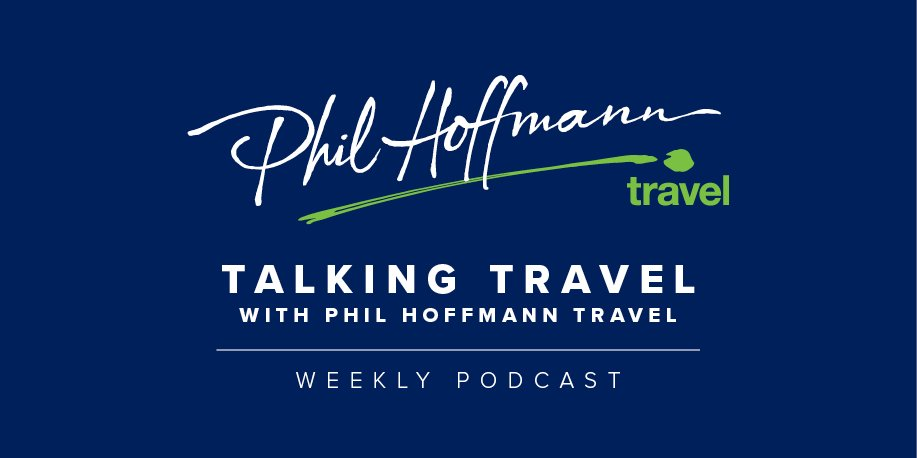 We have a podcast! Can't make our regular travel segment on @1395FIVEaa? Catch up on each show by subscribing to the Talking Travel podcast. New shows added every week! https://itunes.apple.com/au/podcast/talking-travel-with-phil-hoffmann-travel/id1327193597?mt=2 …