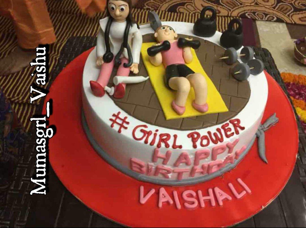 Vaishali On Twitter My Cake Inspiration Is Also Eyehinakhan