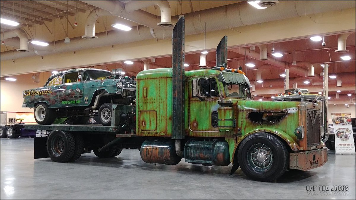 Offthejacks On Twitter The Welderup Semi Out At The South Point Car Truck Show To Benefit Speedway Children S Charities Las Vegas Chapter Https T Co Mjkldfgvso Https T Co Tadjvv0w6w