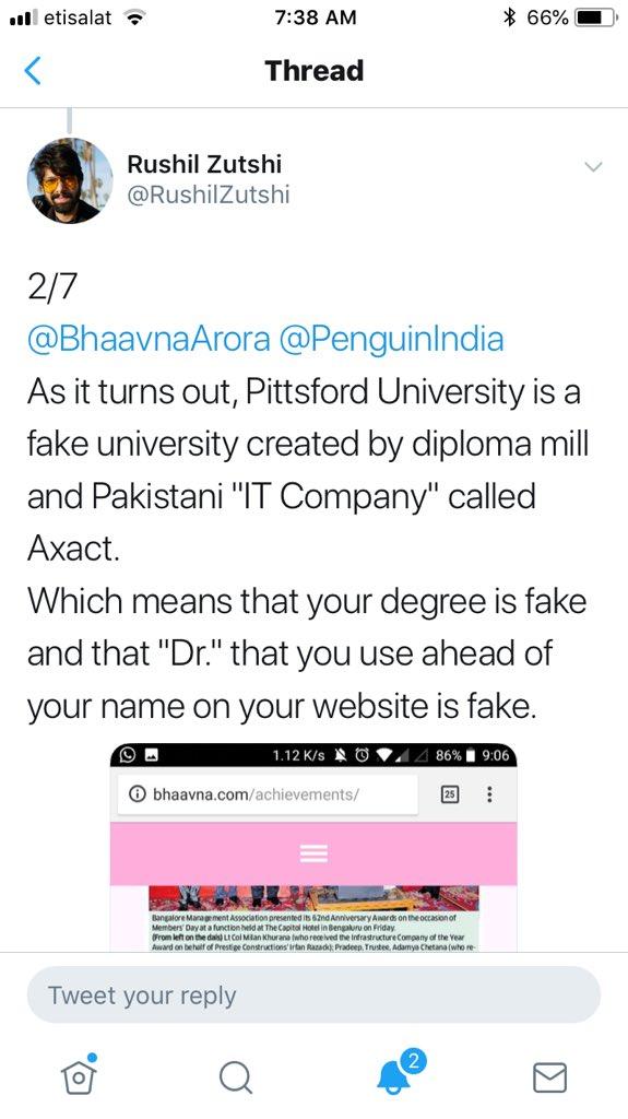 Shivprakash Rathnam On Twitter Doctor Mashoor Gulati Is Also Fake