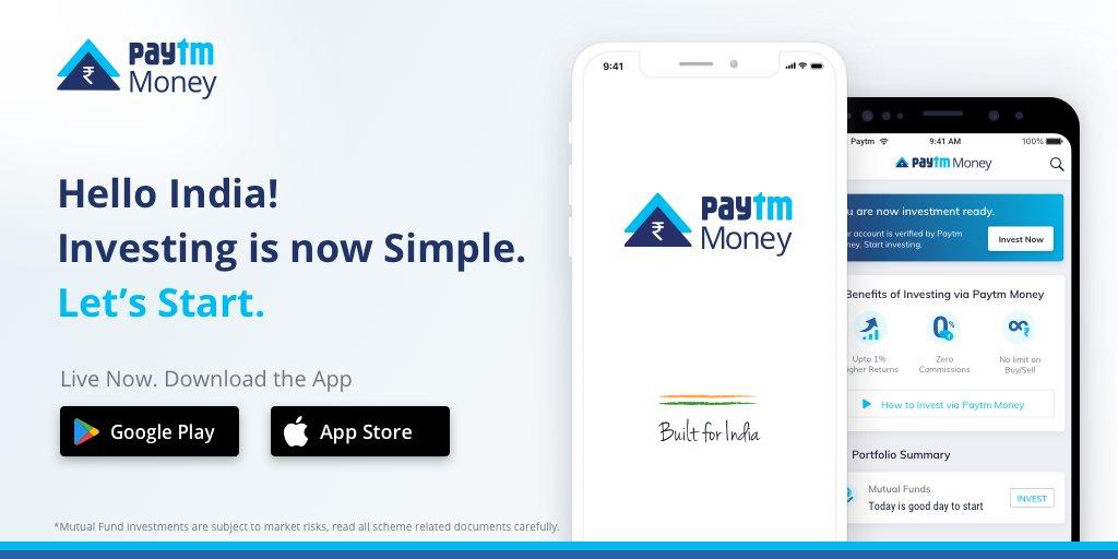 Paytm Money on Twitter: