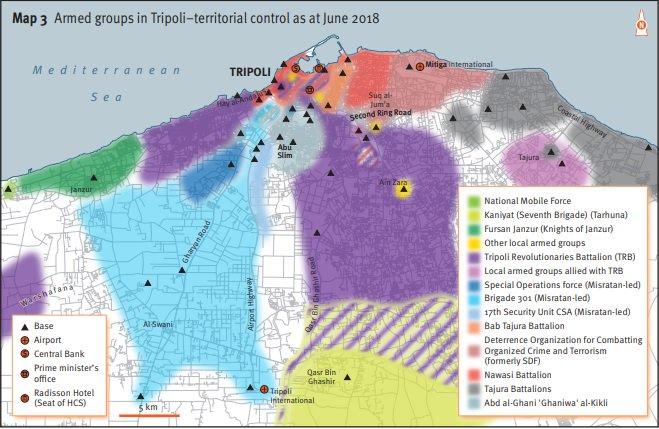 """Большие разборки в маленьком Триполи. Американская """"Демократия"""" в действии"""