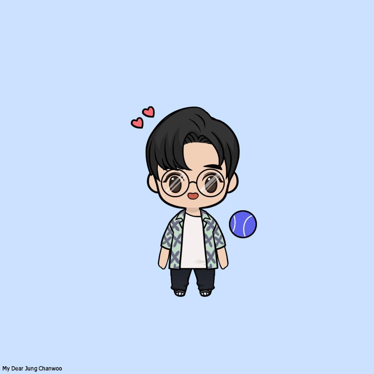 Godmadehanbin On Twitter How About My Doll Oppa Doll App Is So Cute
