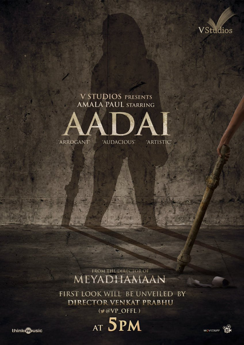 Image result for aadai first look released