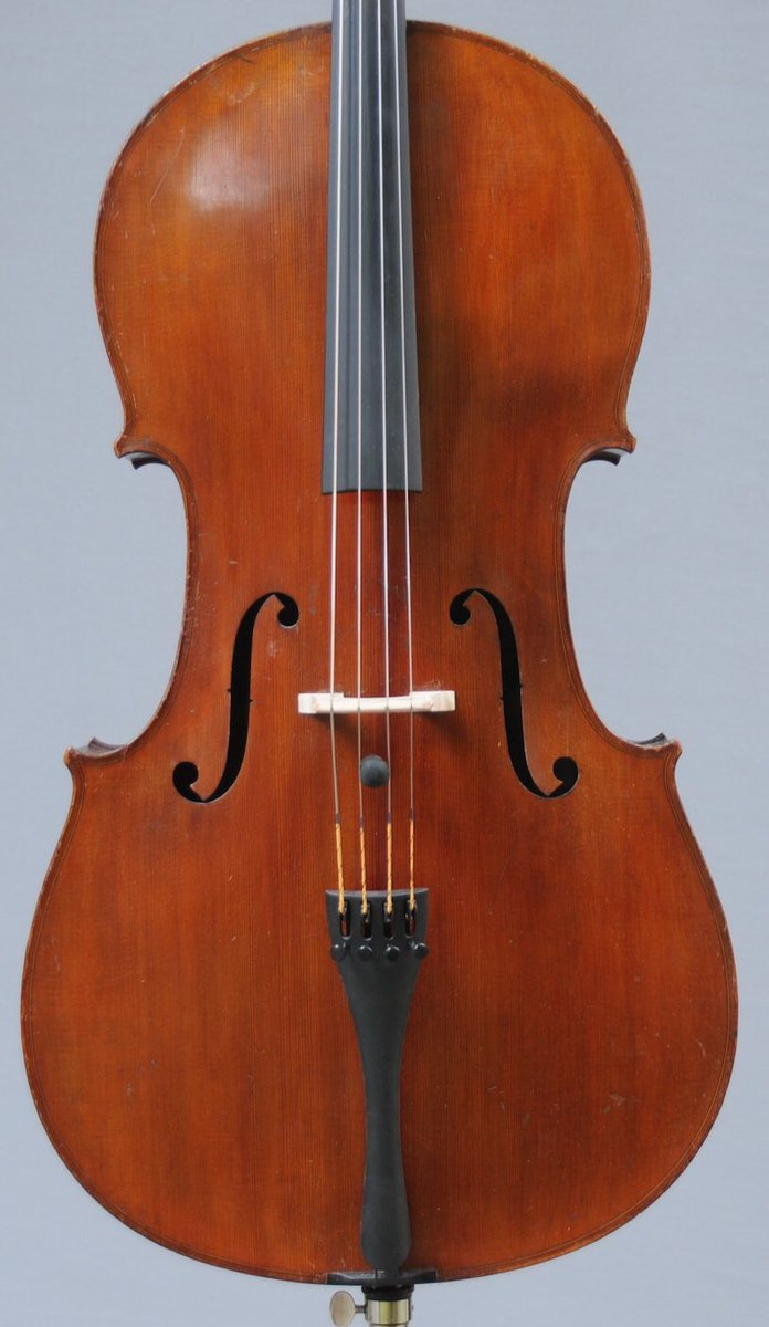 Cellos Orchestral German Cello Edmund Paulus 1900