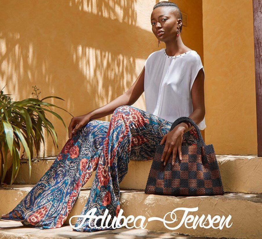 Adubea Jensen handbags are 100% handmade. We also make bespoke designs. Order yours now or pop into our shop at Labone,4th Soula Street, North Labone, Accra.  Call or whatsapp us on +233 206 358788, +233 233358788  #BeadsBags #Handmade #Handbags #AccessoryDesigner #AfricanFashion